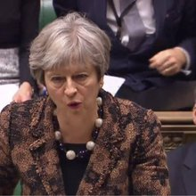 Theresa May cannot solve her customs confusion with yet more rhetoric