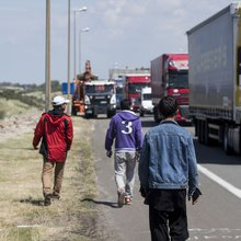 'Unacceptable' scenes in Calais: whose fault is that, Mr Cameron?