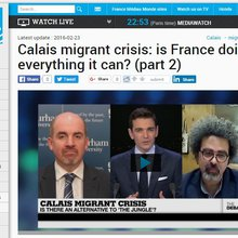 The debate - Calais migrant crisis: is France doing everything it can? (part 2)