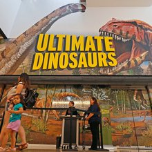 Perot Museum's 'Ultimate Dinosaurs' exhibit is a blast from the past