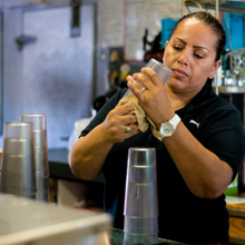 Latina Small Business Owner Enters the Insurance Marketplace
