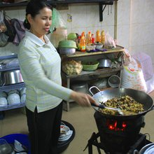 Char-briquettes in Cambodia: the case of Sustainable Green Fuel Enterprise