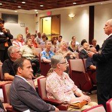 Glen Ridge residents hear hospital's building plans