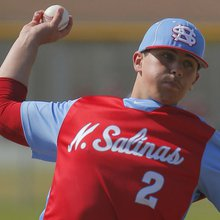 North Salinas clinches share of MBL Pacific Division