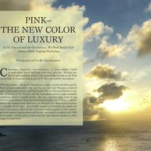 Luxury Looks Best in Pink