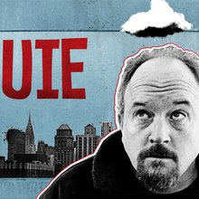 Someone Else's South America: Louis C. K. Considers Life on Other Planets