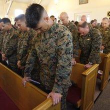 CAMP PENDELTON: Crash victims remembered at memorial