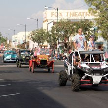 One Town's Big, Bold Celebration of Oil