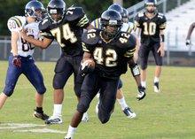 Apex's Jason Lockamy earns Carolina Panthers Community Captain award