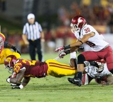 Trojans stunned by Cougars; final nail in the Kiffin?
