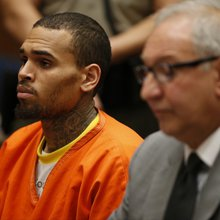 A 'bad day' in rehab costs Chris Brown his freedom