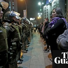 Chile's #MeToo moment: students protest against sexual harassment