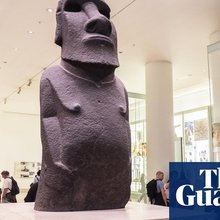 'Moai are family': Easter Island people to head to London to request statue back