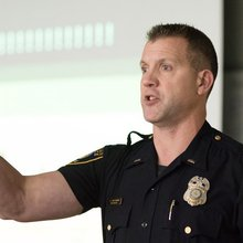 Norman police stress 'run first' during active shooter trainings