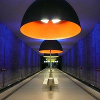Europe's most beautiful metro stations