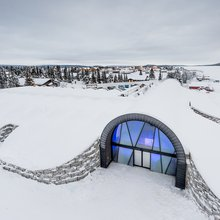 The World's First Year-Round Ice Hotel Is Now Open