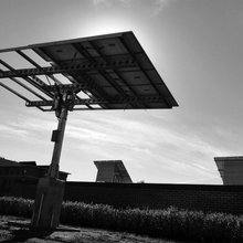 New solar panels aid sustainability effort