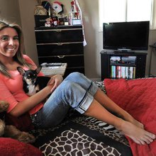 Indianapolis teen shares her story of living with HIV in hopes of helping other kids