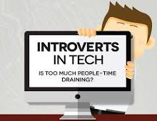 Introverts vs. Extroverts: Is There an IT Personality