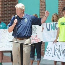 Rally aims to maintain status quo in UNCW sports, but new era is on the way