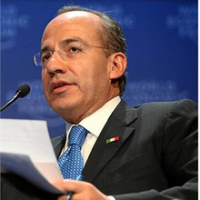 Tackling climate change doesn't mean sacrificing economic growth: Felipe Calderón