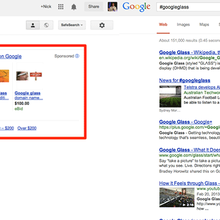 Google adds hashtags to search results