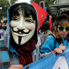 In Chile, Protesting Students Tweak Tweets to Win Global Support | Threat Level | Wired.com