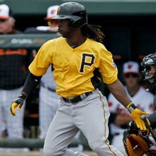 Pirates' McCutchen becomes rock of Steel City
