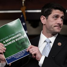 Say No (For Now) to the Ryan Budget 3.0