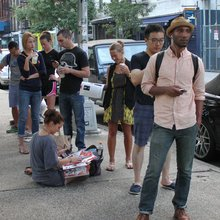 Meet Some Of The Characters Who Wait Hours In Line To Get A Cronut