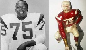 An appreciation: The year Deacon Jones kept me from quitting