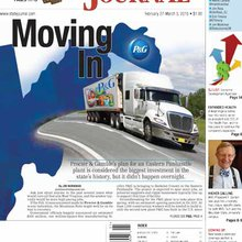 Moving in: Procter & Gamble's plan for an Eastern Panhandle plant is considered the biggest inves...