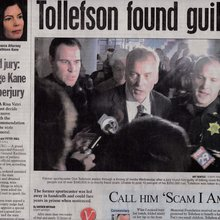 Tollefson Found Guilty