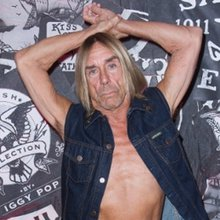 Iggy Pop reflects on being one of music's last men standing