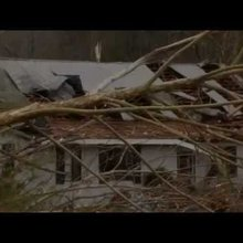 EF-2 Tornado Destroys Several Homes in Tiny Community of Coble