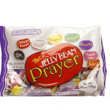 Scripture Candy jelly beans have religious meaning
