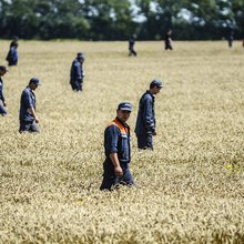 Field of death: Unraveling the mystery of MH17