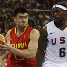The New Frontier Of American Sports: China