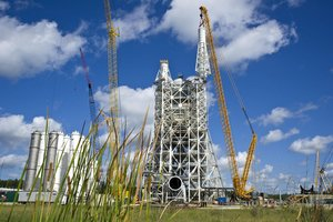 Congress Makes NASA Finish Useless $350 Million Structure