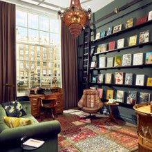 Amsterdam's Hottest New Canal-House Hotel in Robb Report