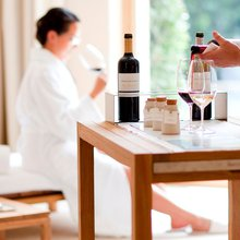 In Spain, A Spa Treatment With Wine in SpaFinder