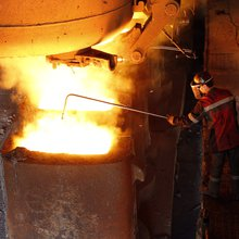 Bombs Didn't Stop This Ukrainian Steelmaker. Creditors Might