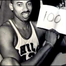 Former NBA pro Darrall Imhoff remembers guard Wilt on 100-point night... 50 years later