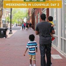 Weekending In Louisville: Day 2 - SophistiShe