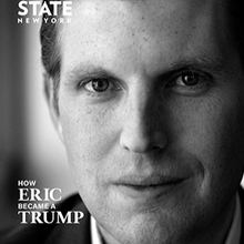 The President's Son: How Eric became a Trump