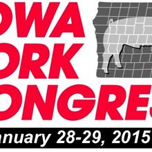 2015 Iowa Pork Congress | SwineCast