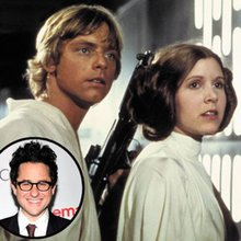 J.J. Abrams Talks Star Wars 7 Directing Gig