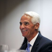Adam C. Smith column: The real Charlie Crist
