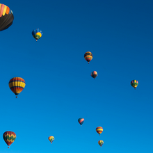 Why a Hot Air Balloon is the Perfect Metaphor for Overcoming Negative Thoughts
