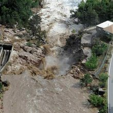 482 unaccounted for in Larimer County floods; heavy rains reported